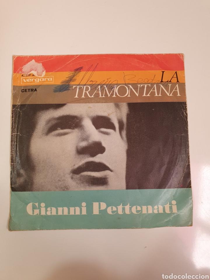 Discos de vinilo: Festival De San Remo 1968 - Sergio Enrico, Canzone Per Te/Gianni Pettenati, La Tramontana. - Foto 2 - 227797485
