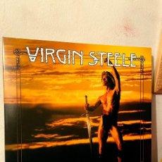 Discos de vinilo: VIRGIN STEELE NOBLE SAVAGE 2 LP. Lote 227799690