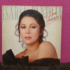 Disques de vinyle: ISABEL PANTOJA - DESDE ANDALUCIA - DISCO VINILO + ENCARTE. Lote 227828475