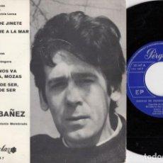 Discos de vinilo: PACO IBAÑEZ - CANCION DE JINETE - EP DE VINILO. Lote 227831315