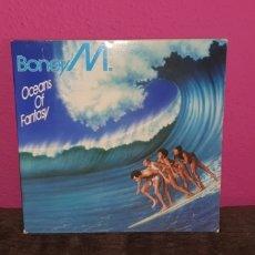 Discos de vinilo: BONEY M. OCEON OF FANTASY - DISCO DE VINILO EXCELENTE ESTADO. Lote 227839770