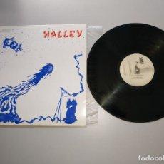 Dischi in vinile: 1120- HALLEY ASFALTO ESPAÑA 1986 Nº2 MAXI SONGLE VIN POR VG+ DIS NM. Lote 227845445
