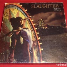 Discos de vinilo: SLAUGHTER UP ALL NIGHT - STICK IT TO YA BOX. Lote 227865175
