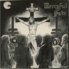 Discos de vinilo: MERCYFUL FATE ‎– MERCYFUL FATE -45RPM-. Lote 227870350
