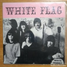 "Discos de vinilo: WHITE FLAG -WHITE RABBIT- E.P. VINILO- 7"" E.P. SYMPATHY FOR THE RECORD INDUSTRY. Lote 227875820"