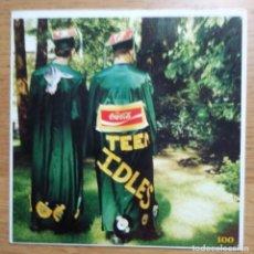 """Discos de vinilo: THE TEEN IDLES - ANNIVERSARY. E.P. VINILO- 7"""" E.P. PRE- MINOR THREAT. DISCHORD Nº 100. Lote 227876700"""