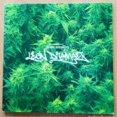 "Discos de vinilo: LEON DRAMAZ: ""INFINITO INSTRUMENTAL"" . DOBLE LP VINILO - 2X LP VINYL HIP-HOP. Lote 227908035"