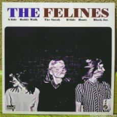 Discos de vinilo: THE FELINES - DADDY WALK EP HEY GIRL! RECORDS 2012. Lote 227915020