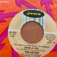 Dischi in vinile: THE METERS ( I NEED MORE TIME / DOODLE- OOP) SINGLE (EPI20). Lote 227922400
