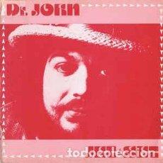 "Discos de vinilo: DR. JOHN - JET SET (12"") LABEL:BEGGARS BANQUET CAT#: BEG 107T. Lote 227945225"