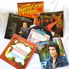 Discos de vinilo: LP-VINILOS LOTE DE 6.PARA COLECCIONISTAS. Lote 227280660