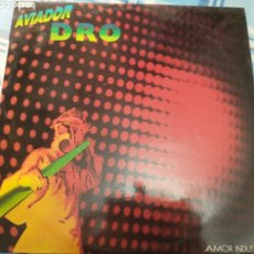 Discos de vinilo: AVIADOR DEL MAXISINGLE. Lote 227961530