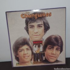 Discos de vinilo: CHUNGUITOS - BARRIO DISCO LP VINO. Lote 227973010
