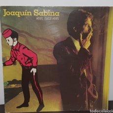 Discos de vinil: JOAQUIN SABINA - HOTEL DULCE HOTEL - LP DISCO DE VINILO. Lote 227981170