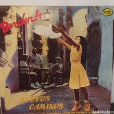 Discos de vinilo: BORDON 4 - NUEVOS CAMINOS - LP DISCO DE VINILO. Lote 227981835