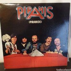 Discos de vinilo: PIRAMIS - PIRAMIDE LP 1980 - DISCO DE VINILO. Lote 227982788