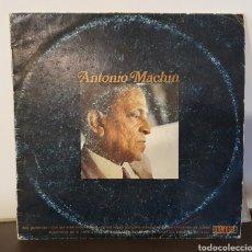 Discos de vinilo: ANTONIO MACHON ACOMPAÑAMIENTO ORQUESTA - DISCO 10 PULGADAS VINILO. Lote 227983715