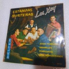 Discos de vinilo: LOS XEY - ESTAMPAS NORTEÑAS. Lote 227984000