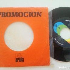 Discos de vinilo: BOB MARLEY & THE WAILERS - SE TE PUEDE AMAR +1 -SINGLE JUKE BOX PROMOCIONAL ARIOLA 1980. Lote 227988600