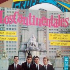 Discos de vinilo: LOS CONTINENTALES. Lote 227989601