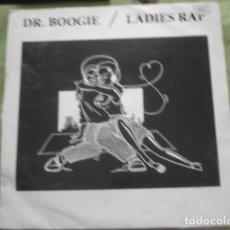 Discos de vinilo: DR. BOOGIE LADIES RAP. Lote 227990605