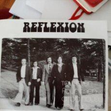 Discos de vinilo: REFLEXIÓN. Lote 227990615
