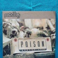 """Discos de vinilo: THE PRODIGY - POISON RONDENT BAIT (SINGLE 12""""). Lote 227991285"""