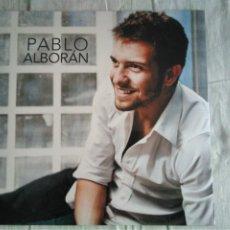 Discos de vinilo: PABLO ALBORÁN VINILO PRECINTADO. Lote 227992310