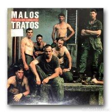 Discos de vinilo: MALOS TRATOS - EL BESO DEL CAMALEÓN. Lote 227993290