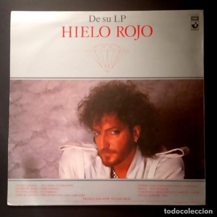 Discos de vinilo: CASAL - Panico En El Eden - MAXI SINGLE 1984 - HARVEST - Foto 2 - 228006625