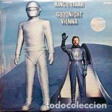 Discos de vinilo: RINGO STARR – GOODNIGHT VIENNA. Lote 228017275