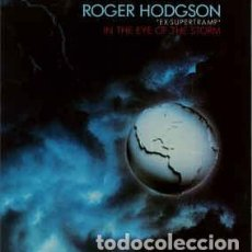 Discos de vinilo: ROGER HODGSON – IN THE EYE OF THE STORM. Lote 228019495