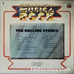 Discos de vinilo: The Rolling Stones – Historia De La Musica Rock - Foto 2 - 228019970