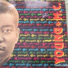 Discos de vinilo: YOUNG M.C. PRINCIPAL'S OFFICE. Lote 228022655