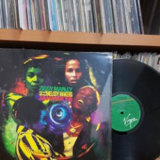 Discos de vinilo: ZIGGY MARLEY AND THE MELODY MANKERS JAHMEKYA. Lote 228026245