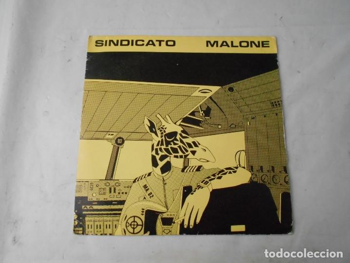 VINILO DE SINDICATO MALONE (Música - Discos - Singles Vinilo - Grupos Españoles de los 70 y 80)