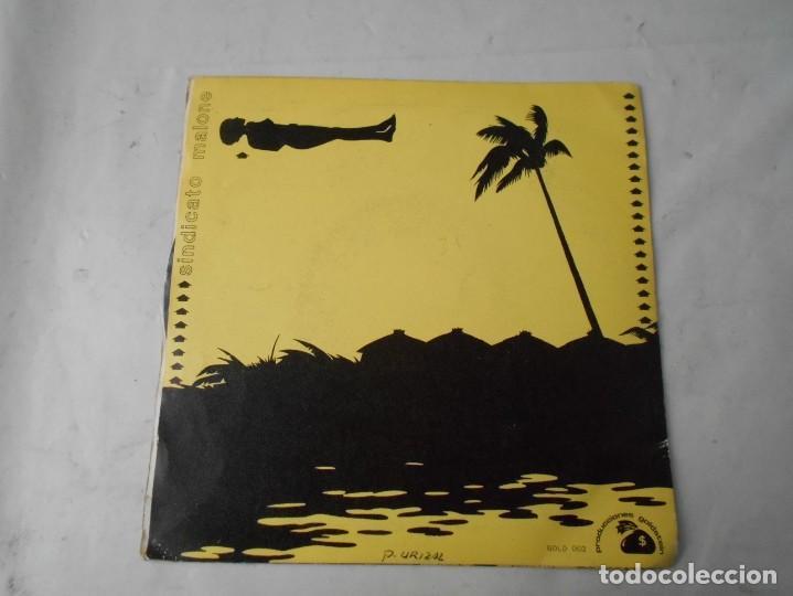 Discos de vinilo: vinilo de sindicato malone - Foto 2 - 228029610