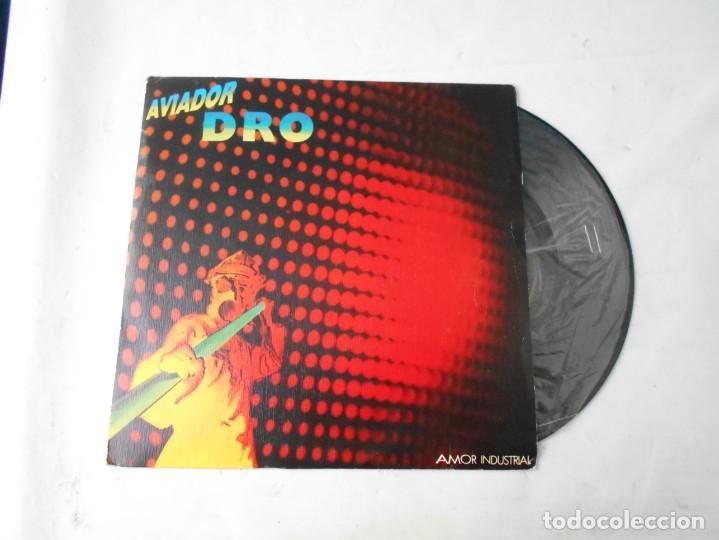 VINILO SINGLE DE AVIADOR DRO (Música - Discos - Singles Vinilo - Grupos Españoles de los 70 y 80)