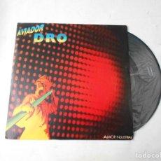 Discos de vinilo: VINILO SINGLE DE AVIADOR DRO. Lote 228030200