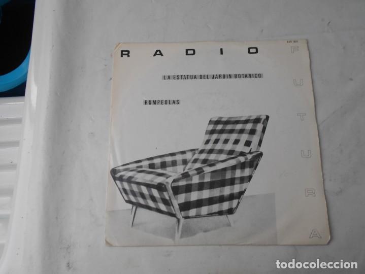 VINILO SINGLE DE RADIO FUTURA (Música - Discos - Singles Vinilo - Grupos Españoles de los 70 y 80)