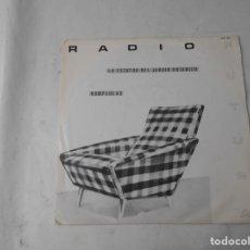 Discos de vinilo: VINILO SINGLE DE RADIO FUTURA. Lote 228030530