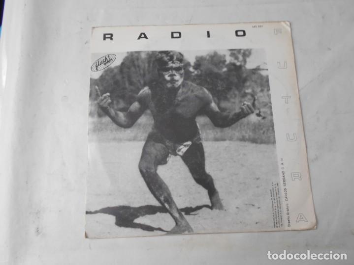 Discos de vinilo: vinilo single de radio futura - Foto 2 - 228030530