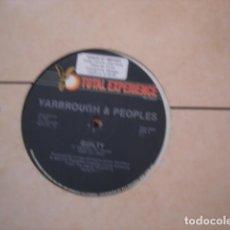 Discos de vinilo: YARBROUGH & PEOPLES GUILTY. Lote 228030941