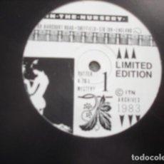 Discos de vinilo: IN THE NURSERY WHEN CHERISHED DREAMS COME TRUE. Lote 228031425