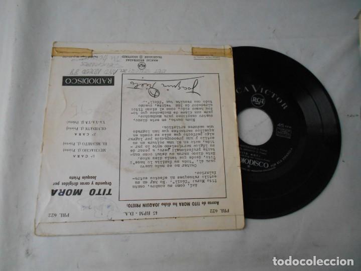 Discos de vinilo: vinilo de tito mora - Foto 2 - 228031960