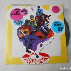 Discos de vinilo: VINILO SINGLE DE ELS BALDUFES. Lote 228032170