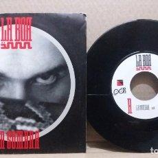 Discos de vinilo: LA BOA / LA SOMBRA / SINGLE 7 INCH. Lote 228034330
