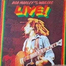 Discos de vinilo: DISCO BOB MARLEY AND THE WAILERS. Lote 228034615