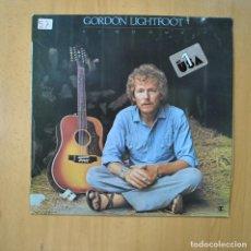 Disques de vinyle: GORDON LIGHTFOOT - SUNDOWN - LP. Lote 228035890