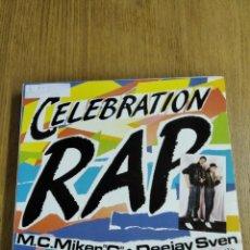Discos de vinilo: MAXI SINGLE VINILO MC MIKER G DJ SVEN. Lote 228039075